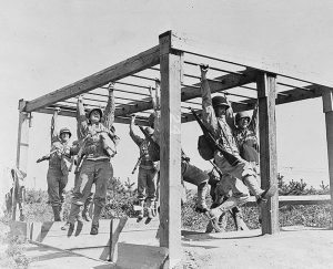 Obstacle-course-WWII
