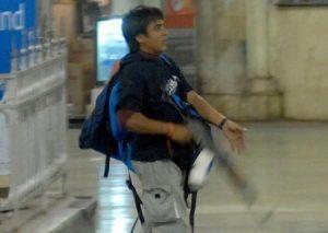 2008 Mumbai Shooter