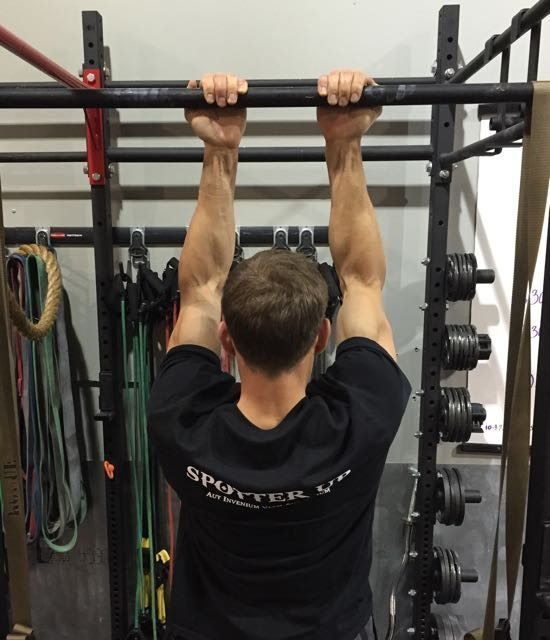 A PullUp Plan to Increase Your PullUp Count • Spotter Up