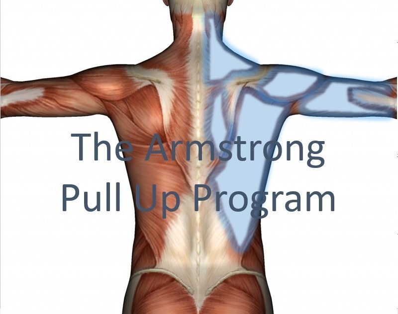 Armstrong Pullup Program • Spotter Up