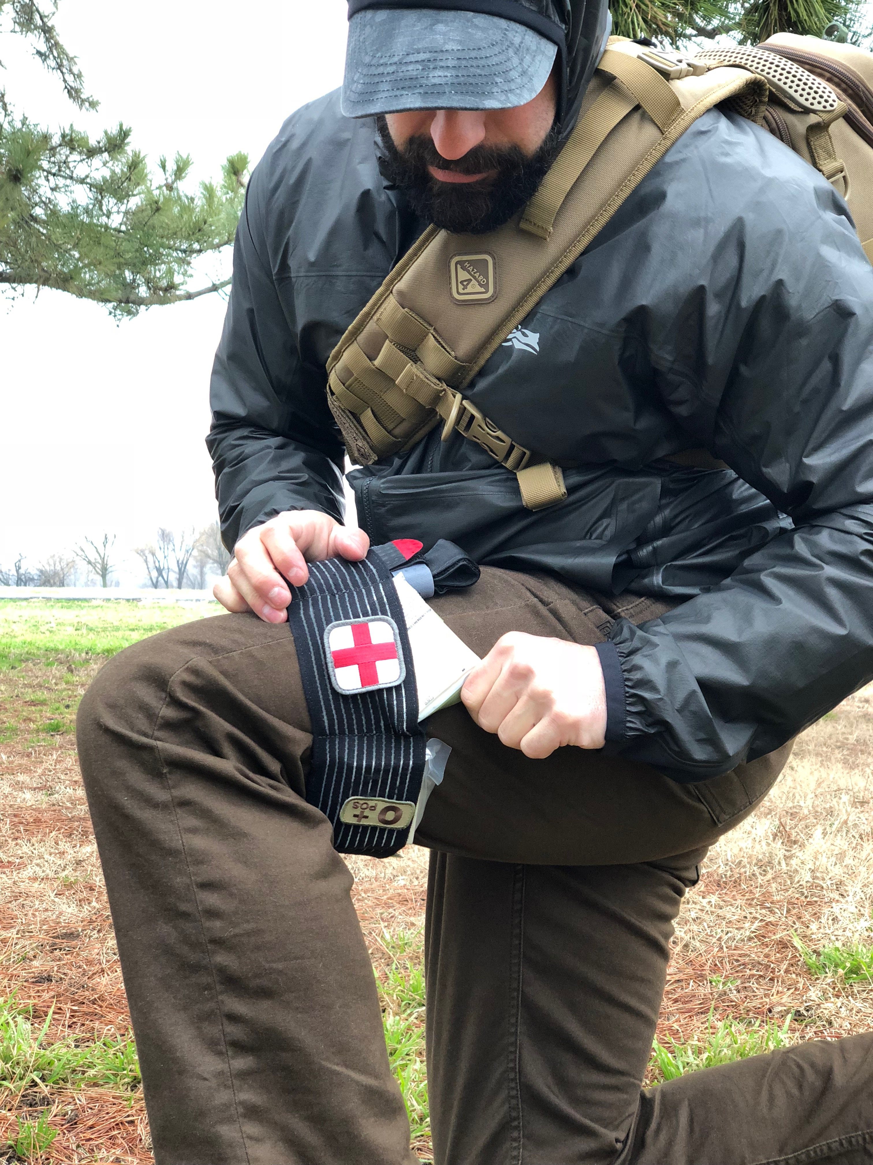 Aptus Design Group Low-Visibility Aid Kit (LVAK) • Spotter Up
