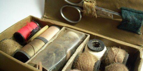 Military Sewing Kit | Spotter Up