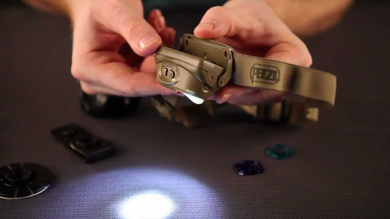 Petzl TACTIKKA XP & XP Adapt LED Headlamps by U.S Cavalry