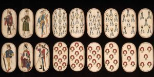 The worlds oldest known deck of cards