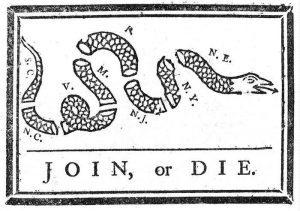 Ben Franklin's Pennsylvania Gazette from 1751.