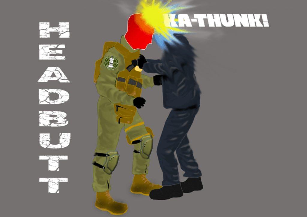 Headbutt Cover
