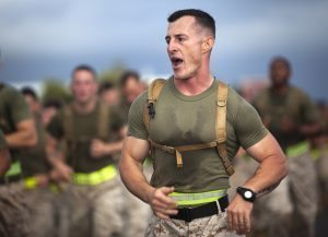 3rd Marine Regiment honors 116 fallen heroes with memorial run.
