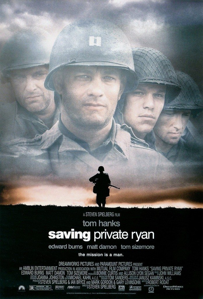 saving private ryan film review Saving private ryan received much critical acclaim, including eleven academy award nominations steven spielberg achieved the best director award, cinematographer janusz kaminski and film editor michael kahn's contribution to the film's brutal realism was also acknowledged by the academy.