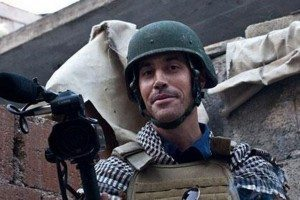 James Foley. Executed by ISIS