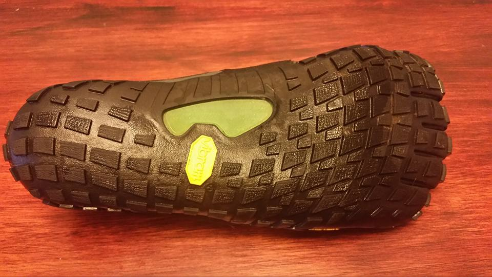 Even after roughly 60 miles of tough trails, the tread looks practically new. Durability, check!