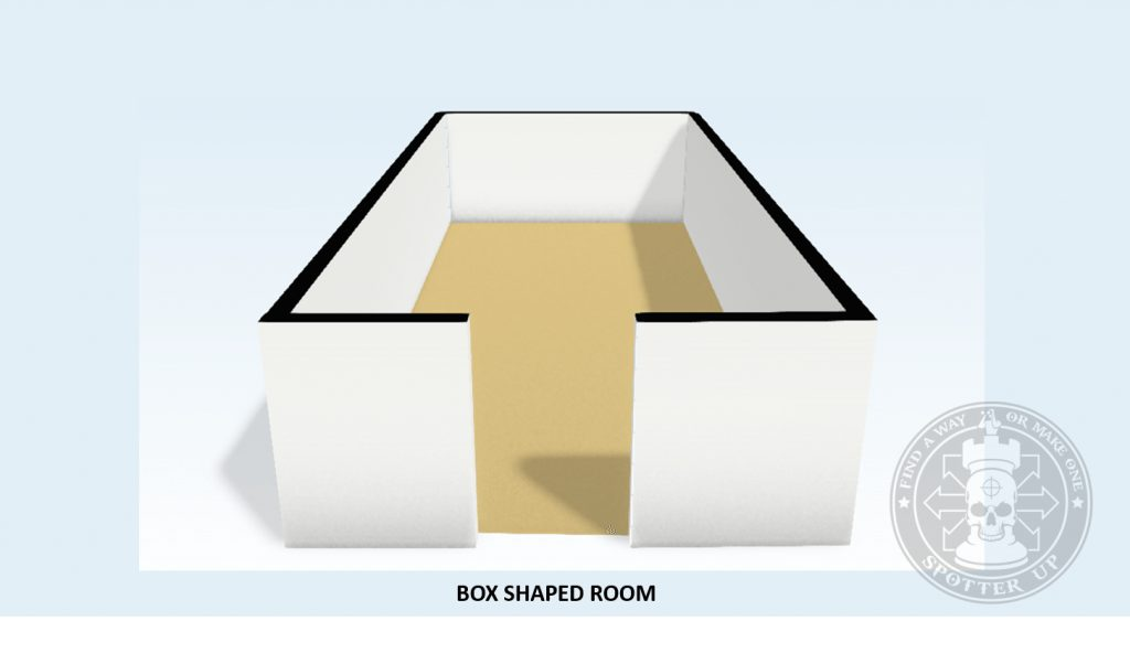 Box Shaped Room