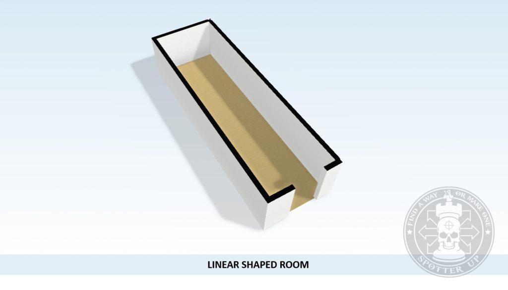 Linear Room