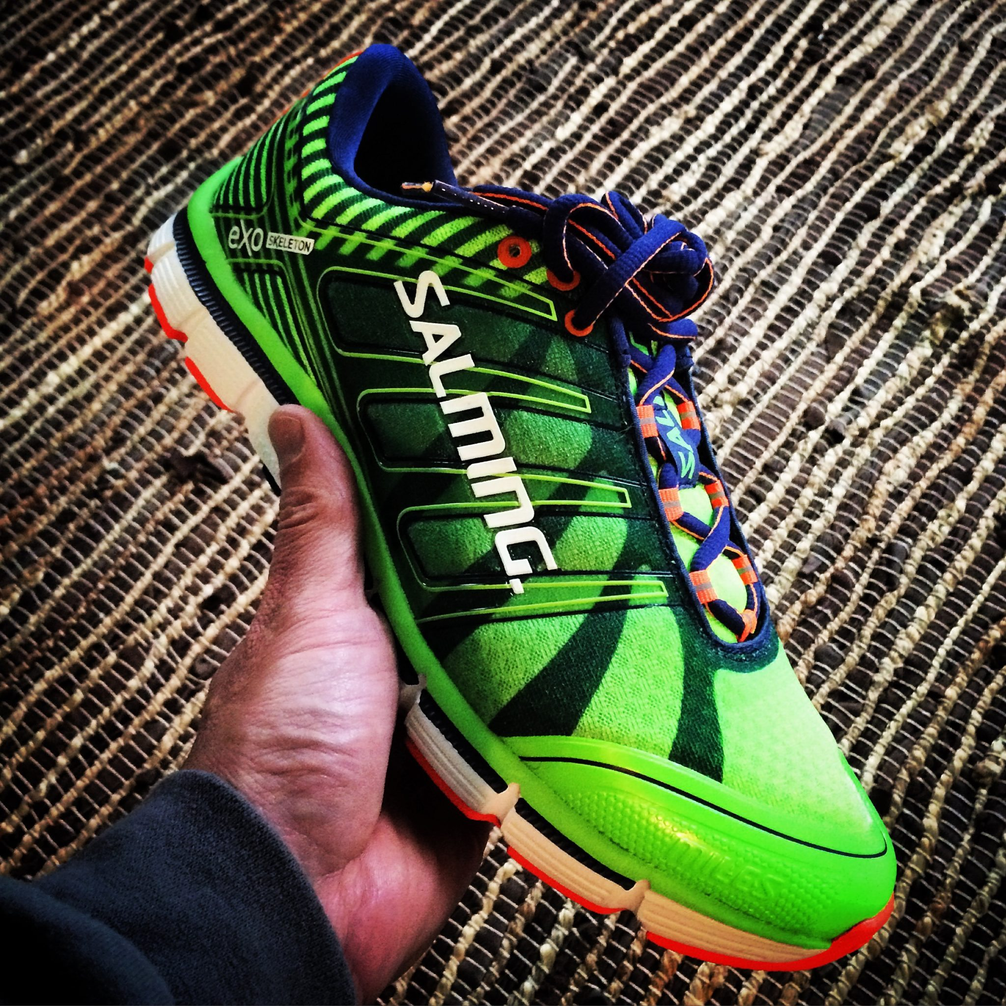 d04ecb150f6ee Salming MILES Running Shoe Review • Spotter Up