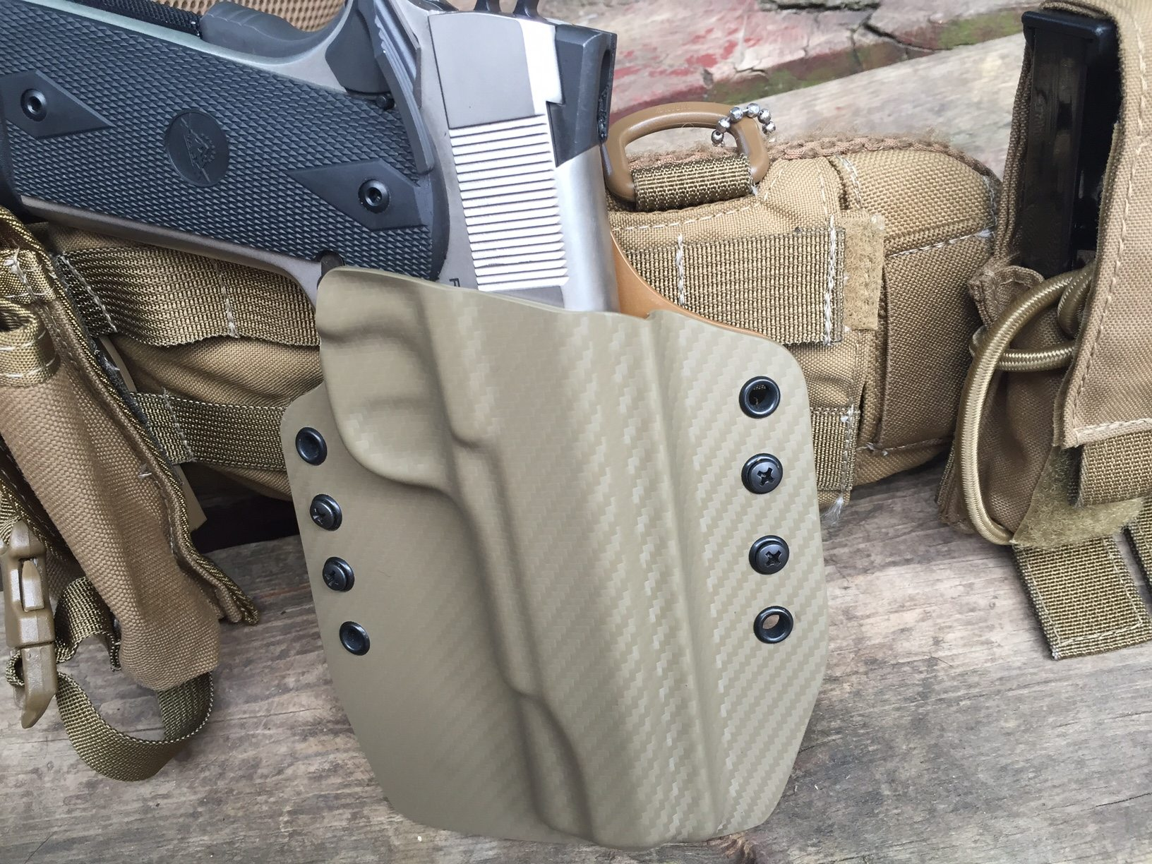 Rock Island Armory 1911, Mec Gar Magazines and More – Spotter Up