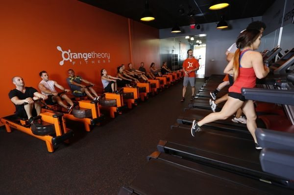 Photo courtesy of Orange Theory