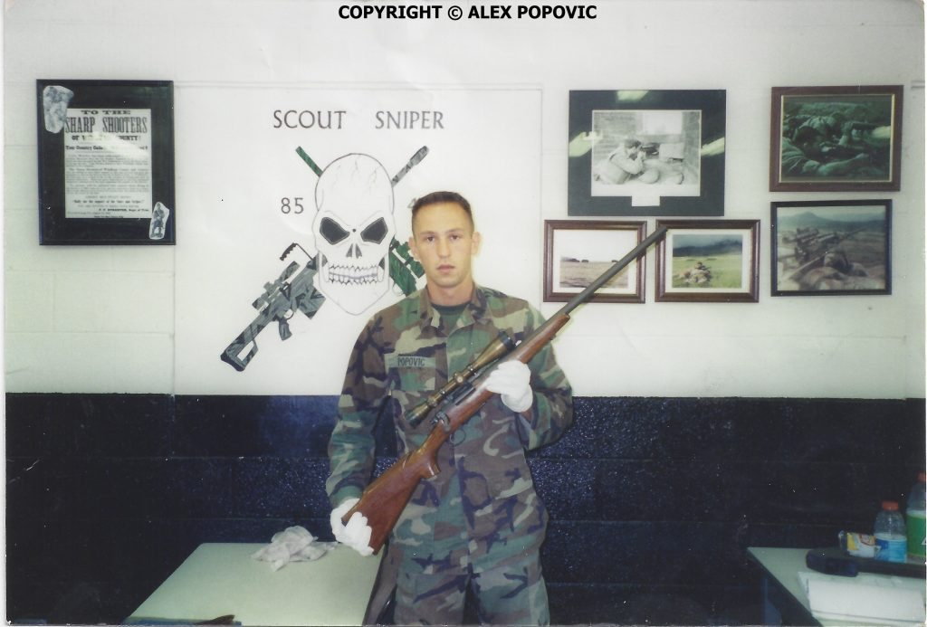 alex-popovic-usmc-scoutsniper-instructor-quantico-va-with-chuck-mawhinneys-rifle-from-vietnam