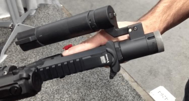 Dead Foot Arms Folding Stock Kit