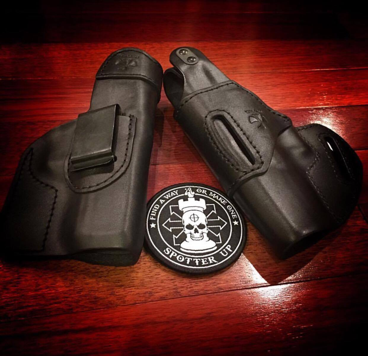 Talon Leather OWB Holster Review – Spotter Up