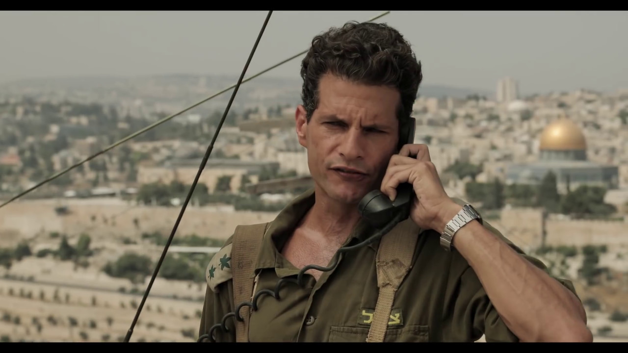 In Our Hands: The Battle For Jerusalem Movie – Spotter Up