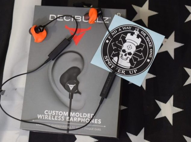 cef091bfefb Decibullz Wireless Bluetooth Earphones: Wireless Comfort • Spotter Up