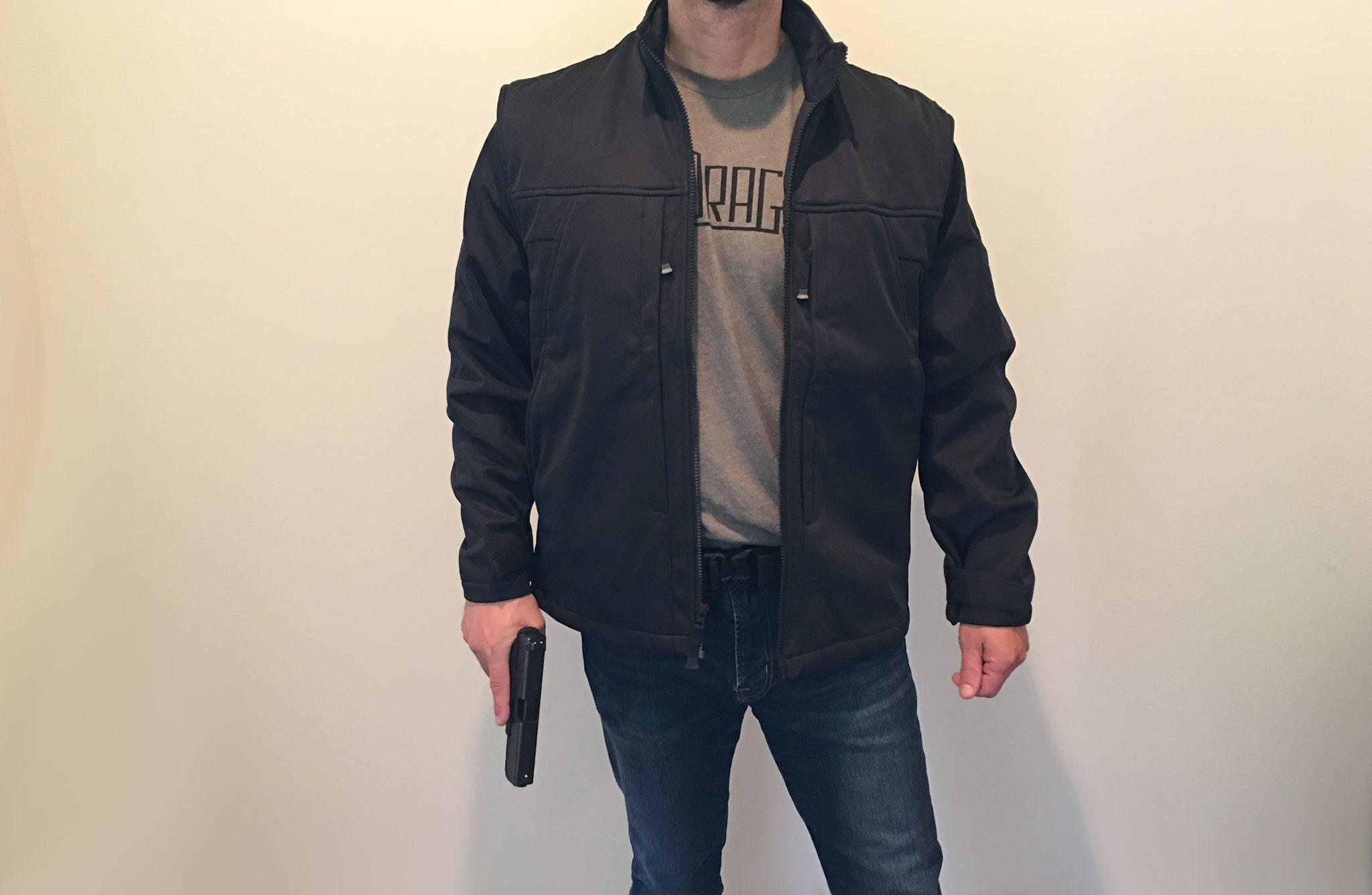 Scottevest Alpha Jacket