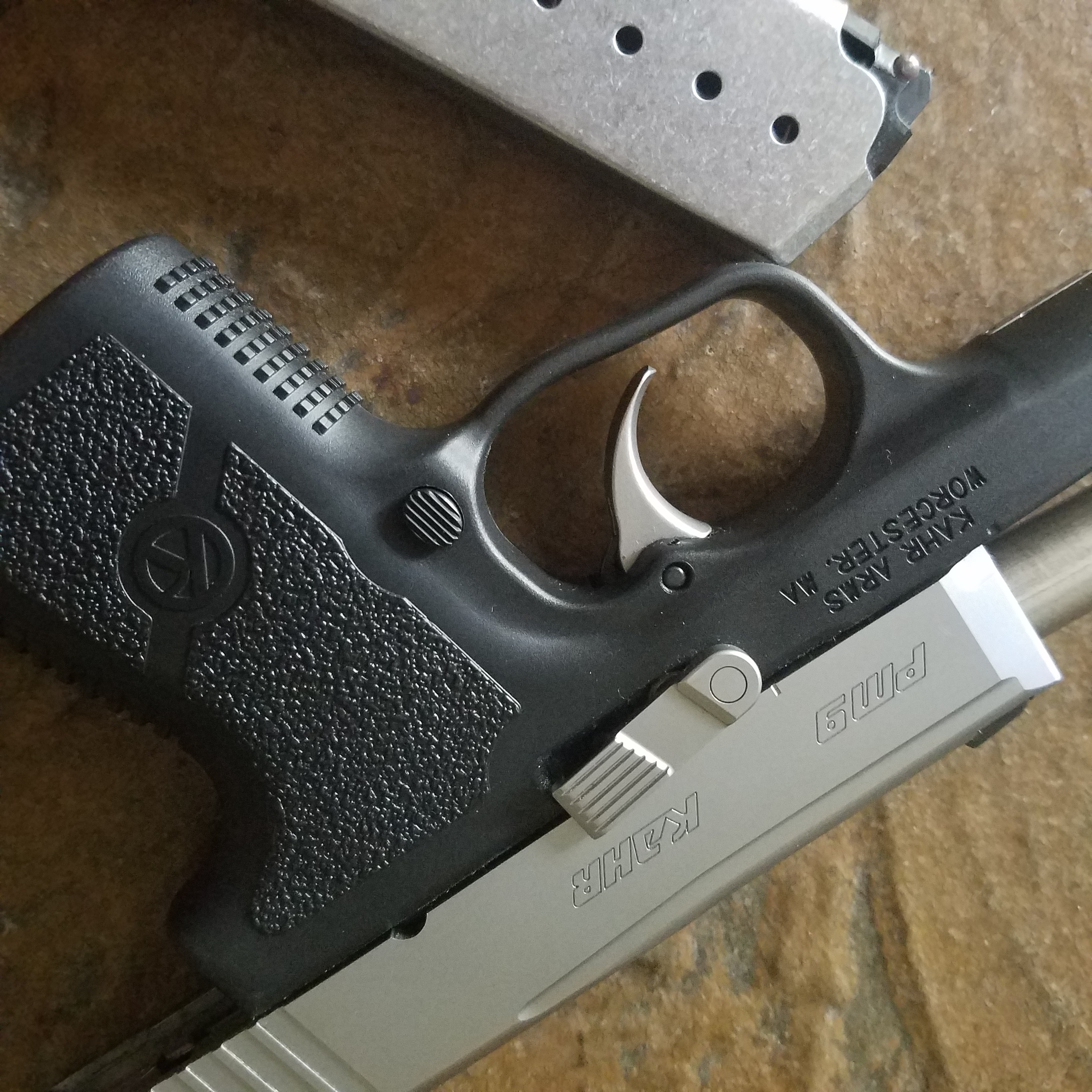 Kahr PM9: Surprise! A Functioning Pocket 9mm • Spotter Up