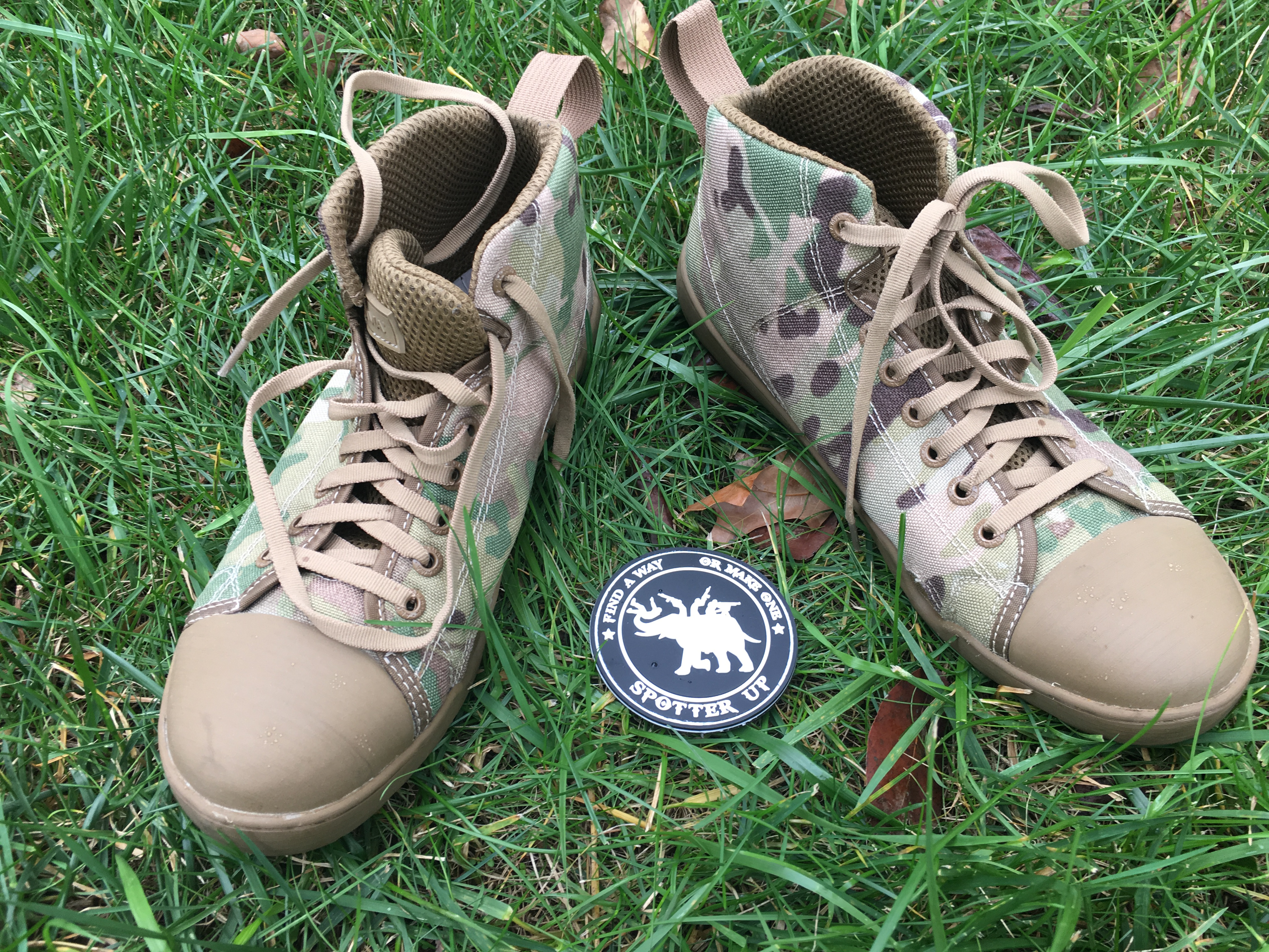 2a36416d7488 Altama - OTB Maritime Assault Mid Boots Product Review • Spotter Up