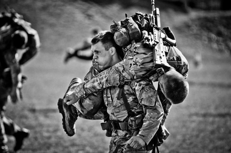 Military Fitness Radio: The Dark Side of Gunfighting – The
