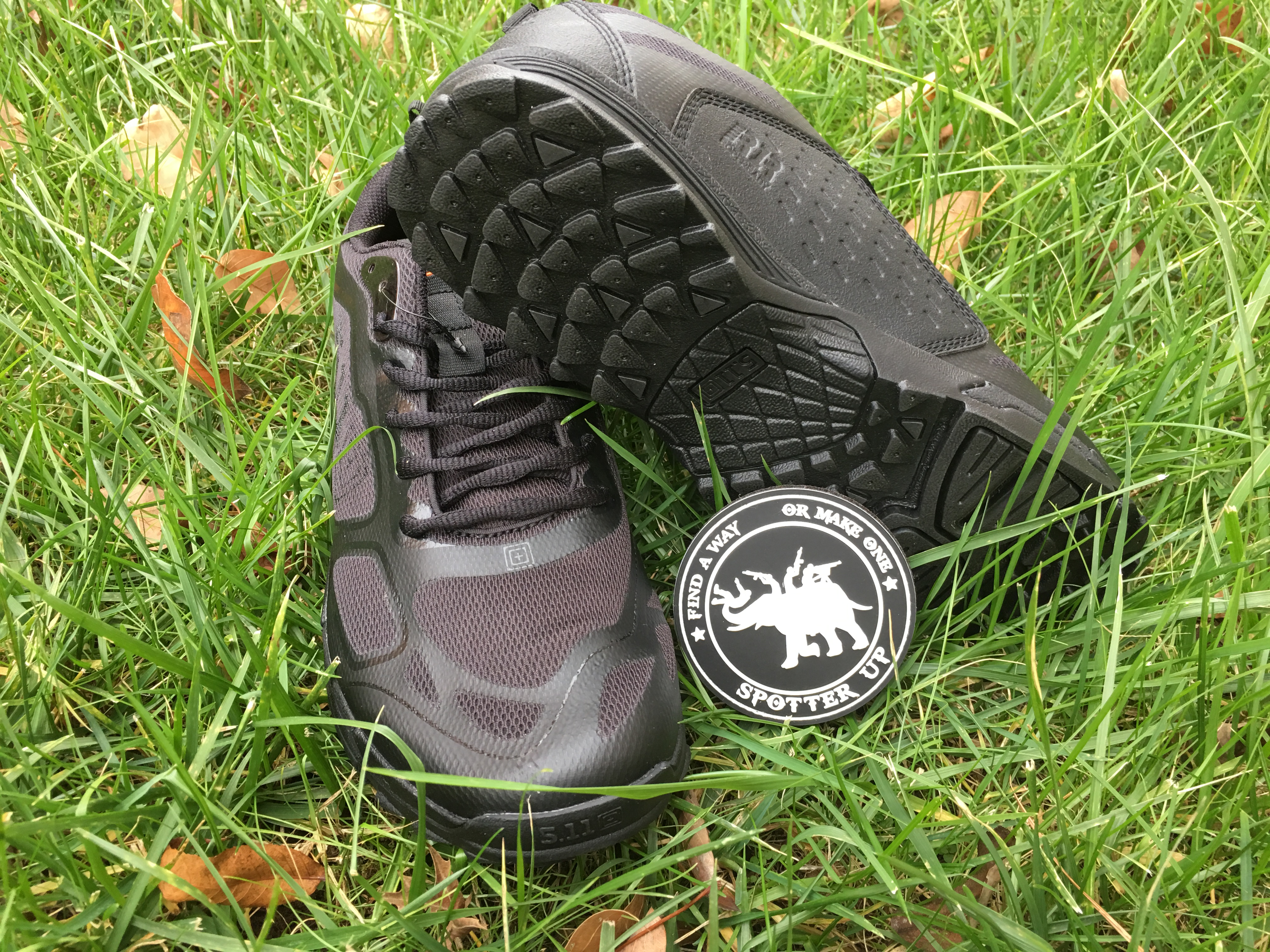 5.11 Tactical ABR Trainers are Good to