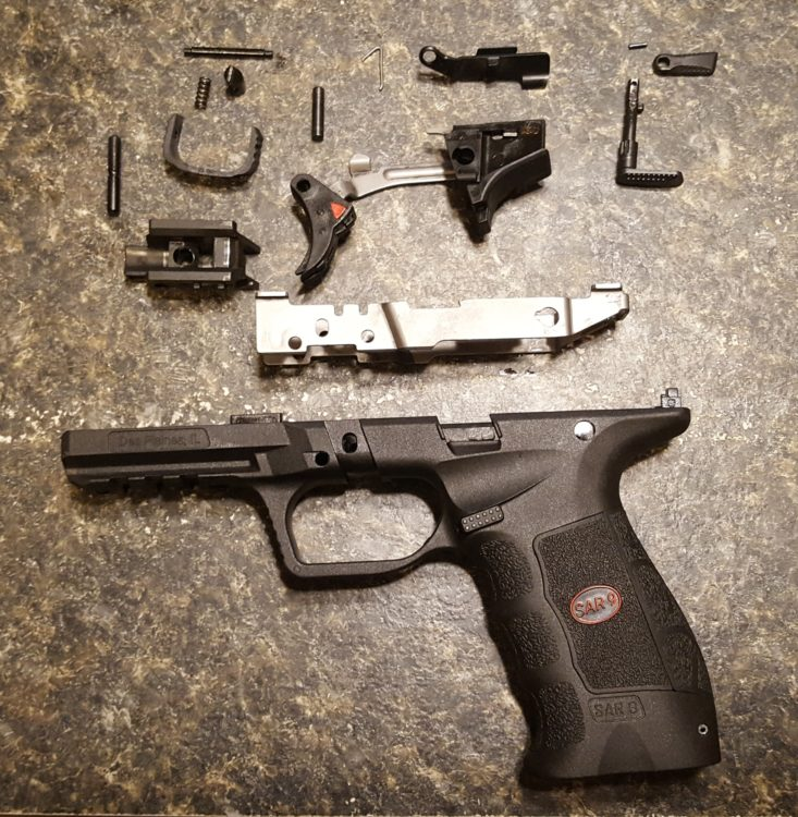 Sarsilmaz SAR9: Turkey Made A Glock!!! – Spotter Up