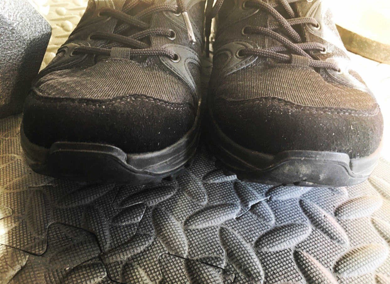The PU gets softer because it breaks down. These shoes are excellent for  short quick missions and long hikes with a go bag or fast pack.