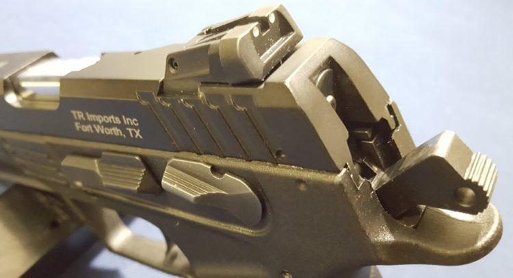 SAR CM9 Gen2: Budget Duty Pistol From Turkey • Spotter Up