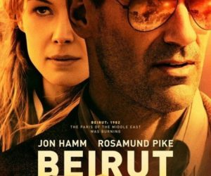 Beirut Movie billboard poster 2018