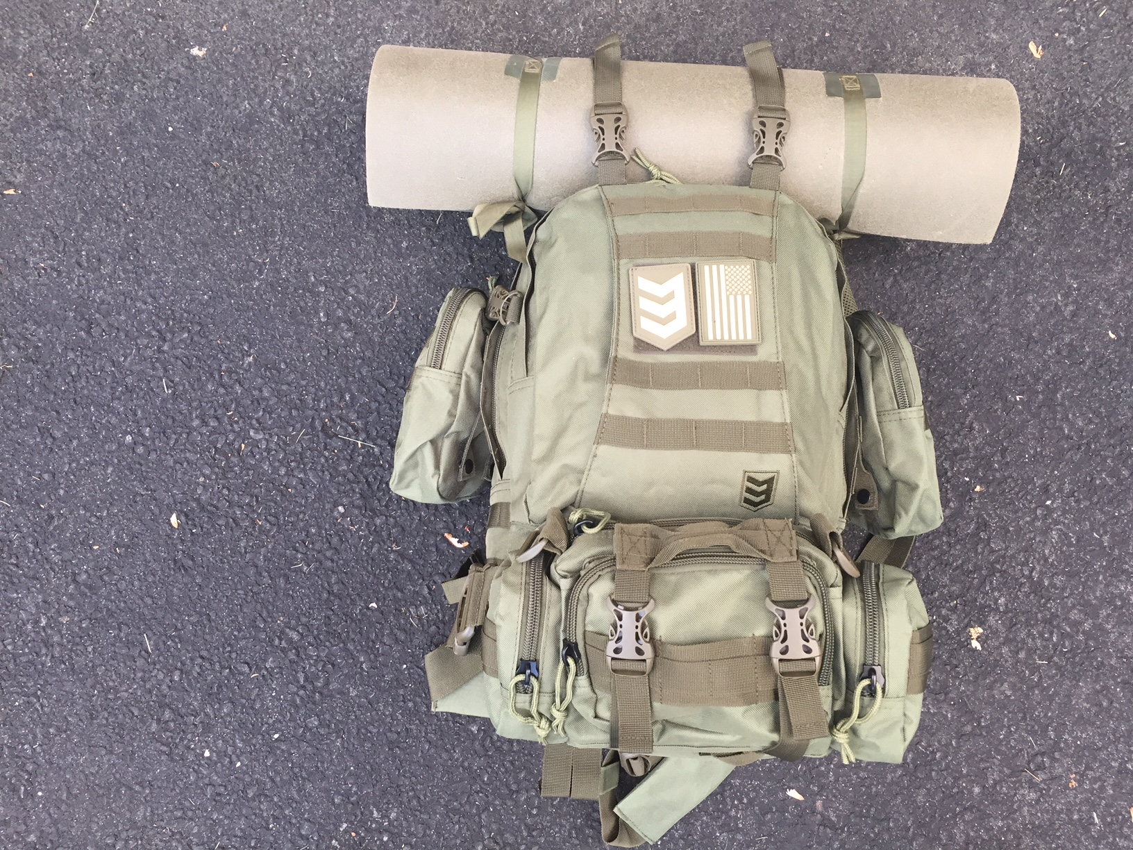 332f33f944a4 3V GEAR Paratus 3 Day Operator s Pack • Spotter Up