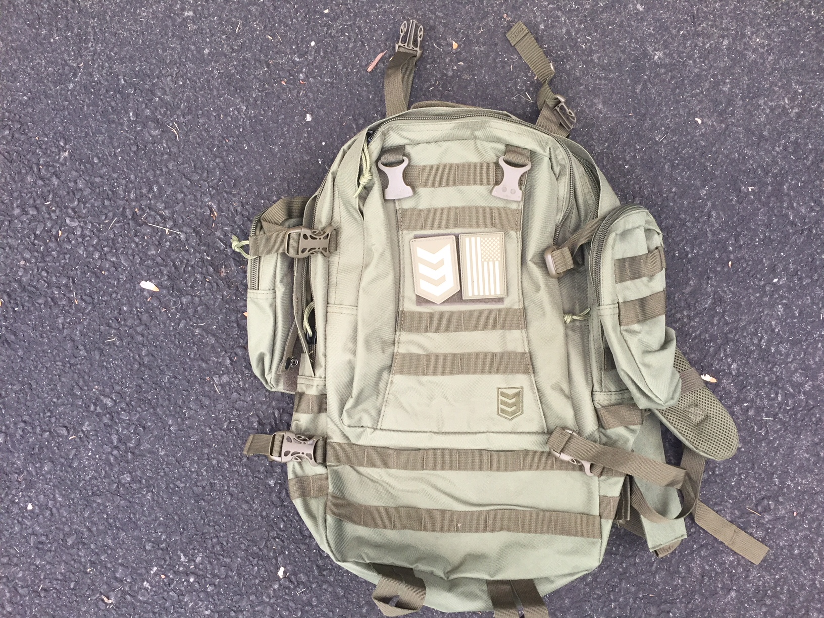 215155e09306 This pack is easily one of the toughest and most versatile military style  bugout bags on the market and let me tell you why.