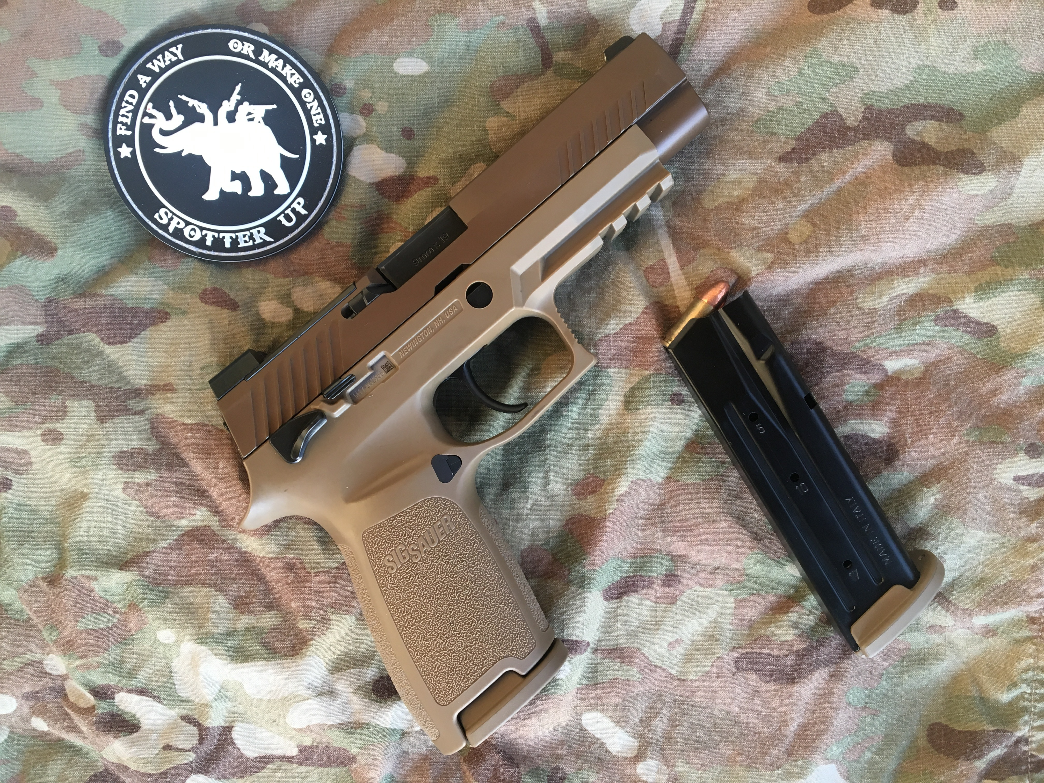 M-17s for the Rest of Us: SIG's M17 Commemorative and the