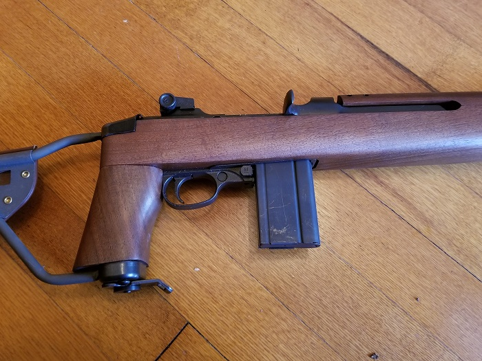 Inland's M1A1 Carbine  Part 1 • Spotter Up