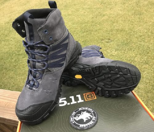"5.11 Union 6"" Waterproof Boot review"
