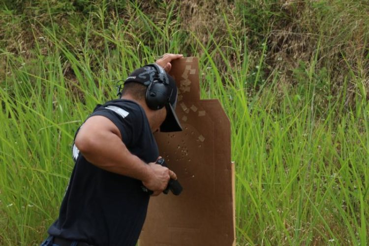 John Valentine Combatives and Retention Shooting