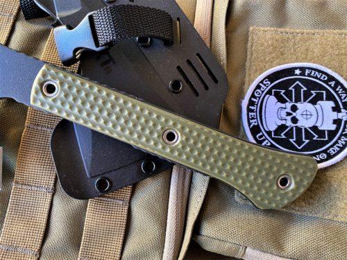 CRKT Jenny Wren Compact Tomahawk Handle