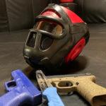 Redbeard Combatives Force on Force Helmets
