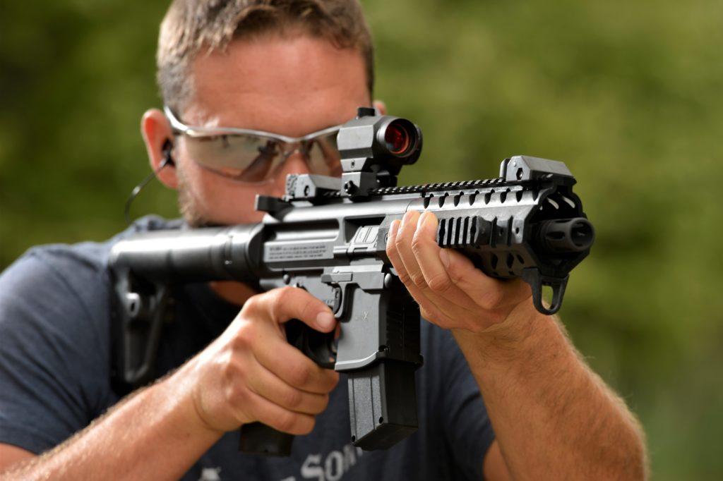 SIG SAUER® MPX Air Rifle