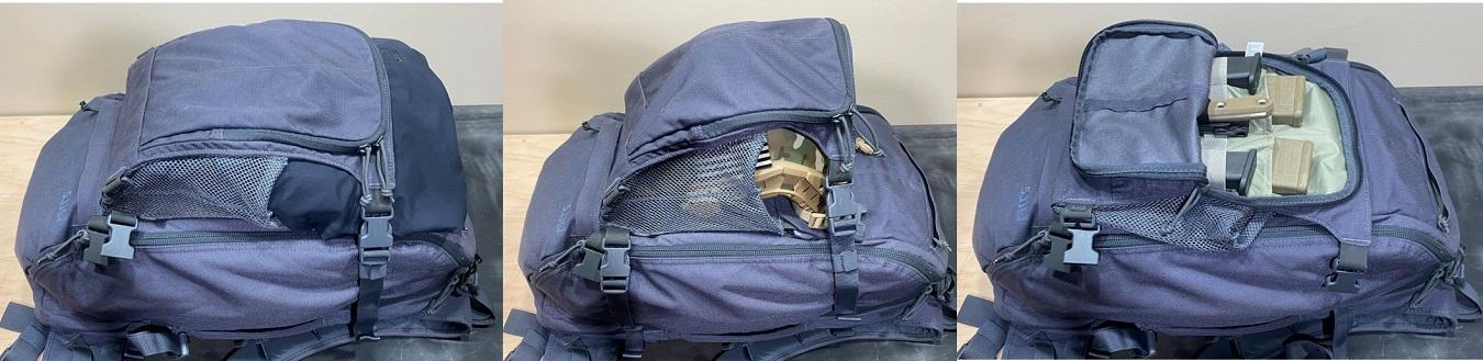 close up of helmet/Shove-it gear set