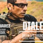 Chris Alavrez Tactical Athlete, SOF veteran, Dialed In