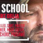 Old School, Kurt Delia, LEO/SWAT/ Entrepreneur, Meat-Eater