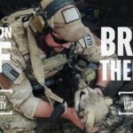 Friend of the Warrior Operation RSF Green Beret Brian Thebaud