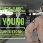 Episode 13: Tom Young, Veteran, Pilot, Author of Military Thrillers